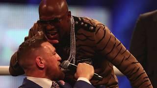 McGregor Backs Mayweather