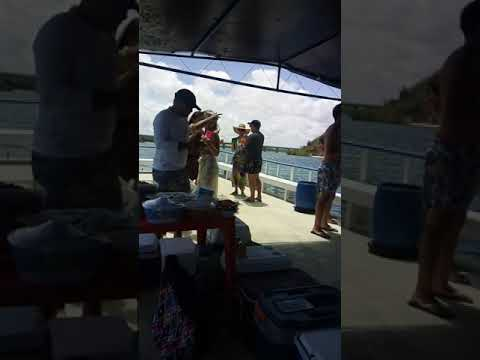 Allysson teclas na Barra de São Miguel
