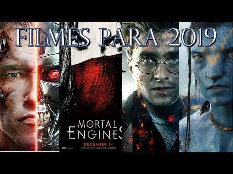 OS 4 FILMES MAIS ESPERADOS PARA 2019/2020 ( CENAS ESPETACULARES DOS TRAILERS )