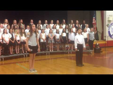 Brooklake School Chorus