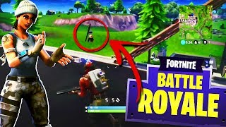 IMPORTANT FORTNITE!! GLITCH REDUCES SIZE PLAYERS ? FORTNITE BATTLE ROYALE