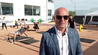 Arena Fitness nel Village Sport a San Salvo