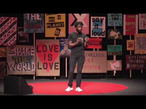 Lost in the numbers: The story of young migrants | Emmanuel Opoku | TEDxEastEnd