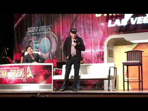 Star Trek Convention Las Vegas 2017  Walter Koenig