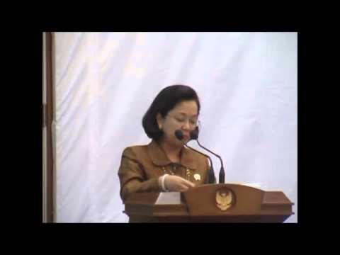 Peluncuran Indeks Demokrasi Indonesia (IDI) 2009 bag 2
