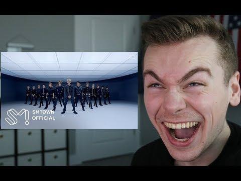 A MASTERPIECE (NCT 2018 엔시티 2018 'Black on Black' MV (Performance Ver )  Reaction)