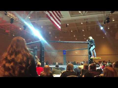 Bayfront Brawl IV - Brandon Swaney MMA Debut