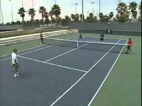 [Tennis] Các bài tập đánh trận