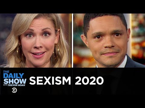 Female Candidates Fight to Break the Airtime Glass Ceiling | The Daily Show