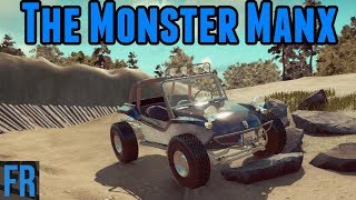 Video Car Mechanic Simulator 2018 - The Monster Manx download MP3, 3GP, MP4, WEBM, AVI, FLV November 2017