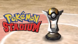 Pokémon Stadium - Poke Cup: Ultra Ball