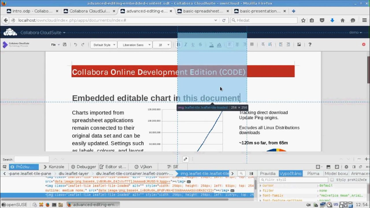 Collabora brings LibreOffice Online to ownCloud – ownCloud
