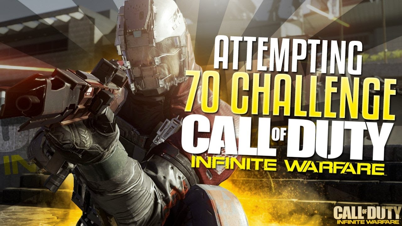 ATTEMPTING THE 70 CHALLENGE ON IW