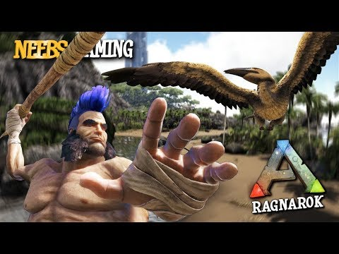 Ark: Survival Evolved - Ragnarok: Day One!