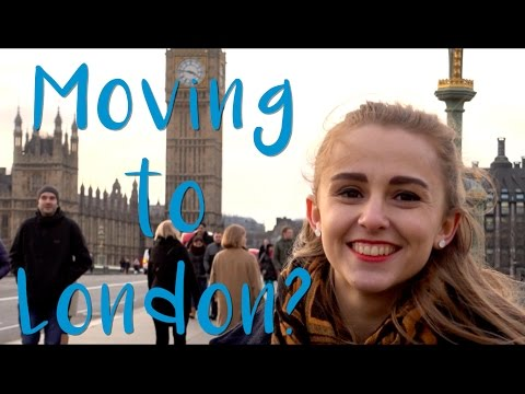 Moving to London Advice | Hannah Witton