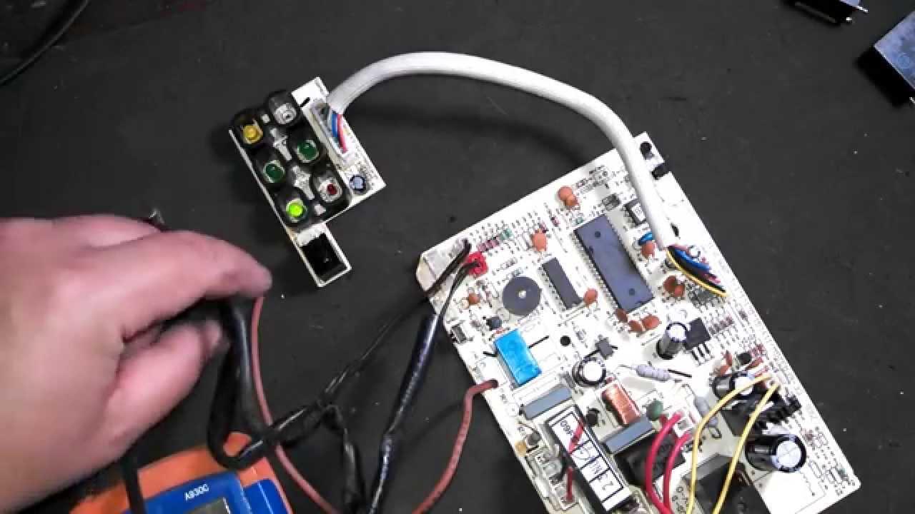 Placas de aire acondicionado split 9 voltaje sensor for Temperatura de salida de aire acondicionado split