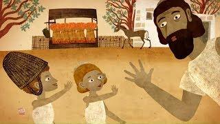 Две недлинных сказки | Еврейская сказка | детские рассказы | детская серия | Two Short Fairy Tales