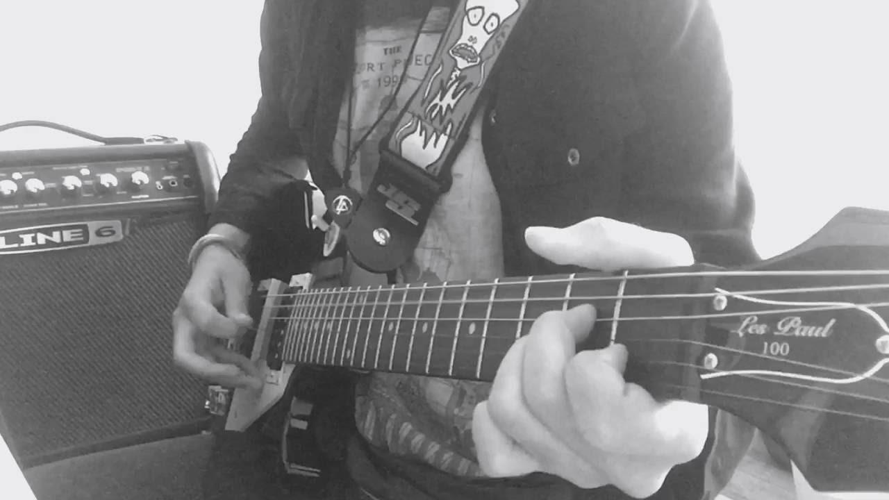 Badem   Sen Ağlama   Gitar Dersi