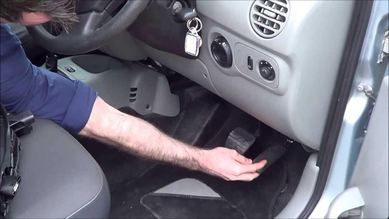 Left Foot Accelerator (Twin Flip)