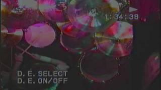 Pearl Jam live - Dave Abbruzzese