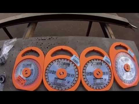 32 CMT диски по стали и алюминию