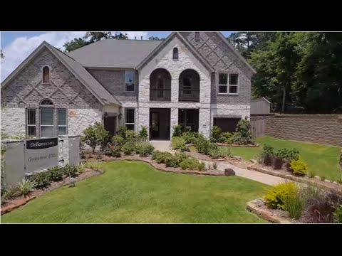 Review Gehan Homes'  Monarch Floor Plan - Houston, TX