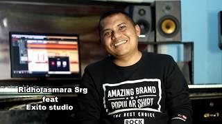 Dibelakang layar pengerjaan single perdana ridho asmara (official video)