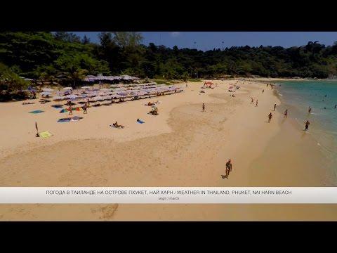 Погода на Пхукете (Таиланд) за год по месяцам / Weather In Phuket (Thailand) By Month: видеообзор