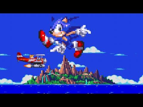 Cooler Senic in Sonic 3K