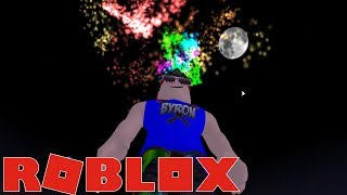 ROBLOX-(UPDATE) FIREWORKS (Lumber Tycoon 2)