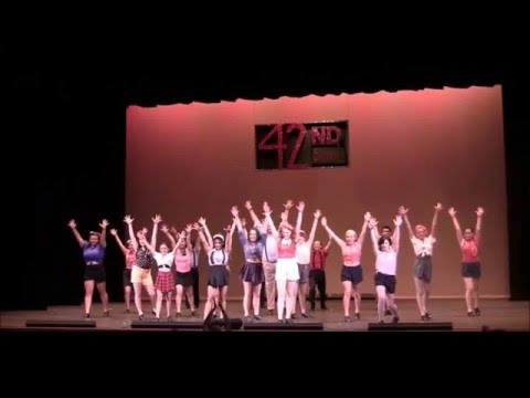 42nd Street Audition Tap Number