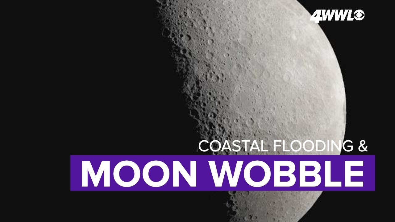 NASA says 'Moon wobble' coupled with climate change will cause ...