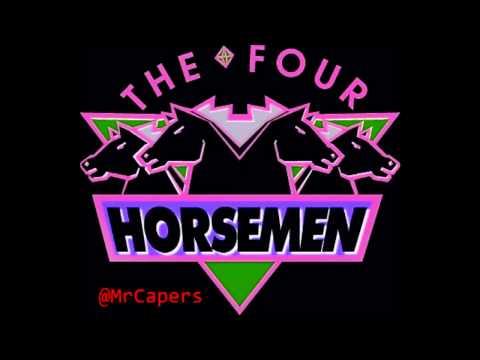 WCW- Four Horsemen Theme (Remix) [Mr. Capers] (2010)