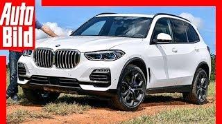 BMW X5 (2018) - Fahrbericht / Review / Test