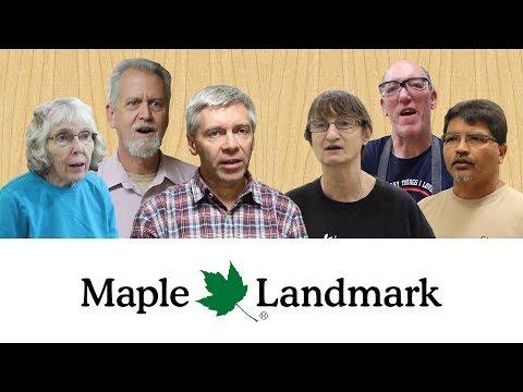 Maple Landmark Woodcraft