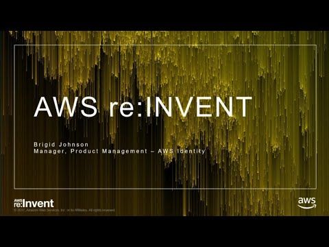 AWS re:Invent 2017: Using the new visual editor for IAM policies (DEM75)