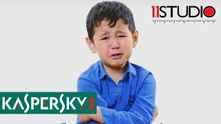 Kaspersky Safe Kids / Дети Слетели с Катушек