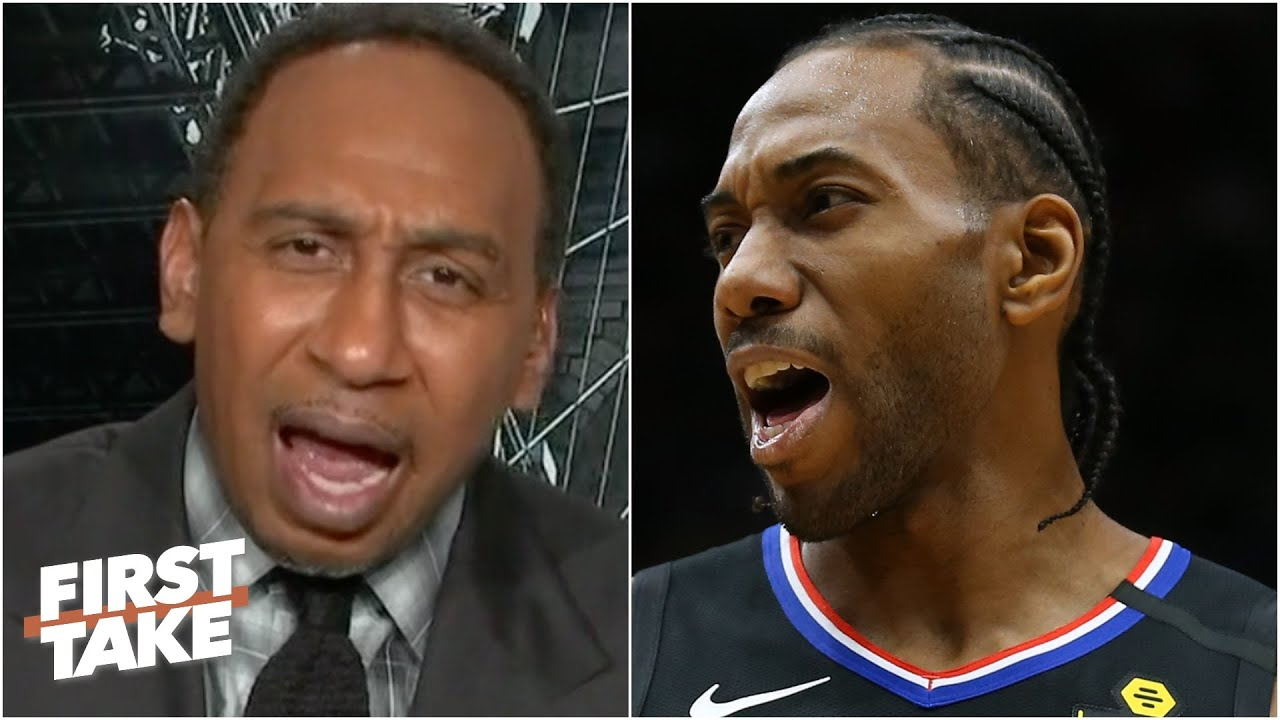 Download Stephen A. goes OFF on Kawhi: You owe the Clippers! | First Take