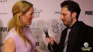 erika Christensen интервью