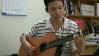 Quê hương tuổi thơ tôi - guitar