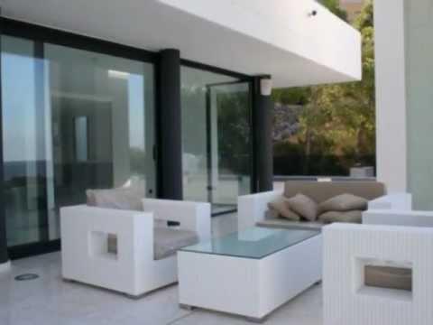 Zeer luxe villa te koop in altea met 4 slaapkamers 4 for Te koop inbouw zwembad