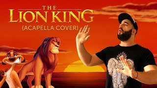 Gambar cover THE KING LION / Lindiwe Mkhize, Lebo M. - Circle of Life (Nants' Ingonyama) (Yan Weinstock Cover)