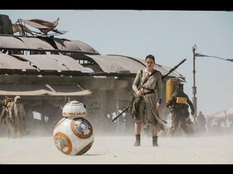 Mark Kermode reviews Star Wars: The Force Awakens
