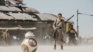 Mark Kermode reviews Star Wars: The Force Awakens
