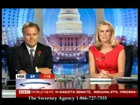 Katty Kay - Lead Anchor for BBC World News America