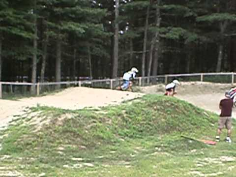 Woodland BMX - 7/28/12 - moto 5 total points - 11 novice