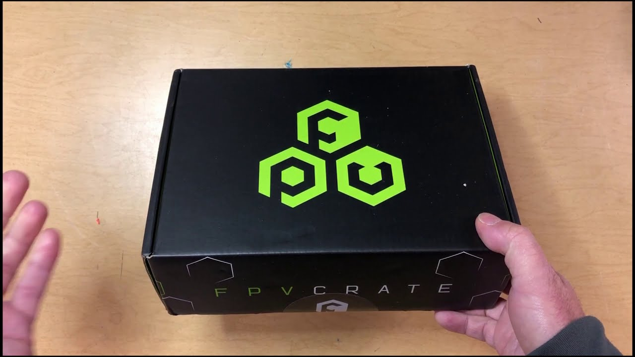 May 2020 FPVCrate Unboxing-5/21/20 | YAY or NAY??? картинки