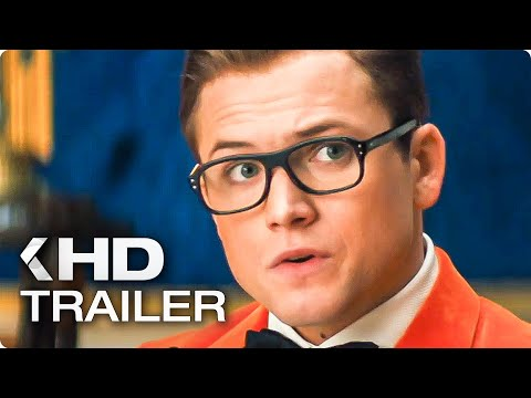 KINGSMAN 2: The Golden Circle NEW TV Spot & Trailer (2017)