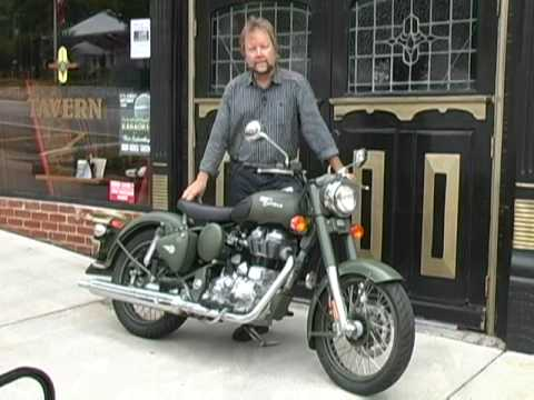 Royal Enfield Bullet 500 - YouTube
