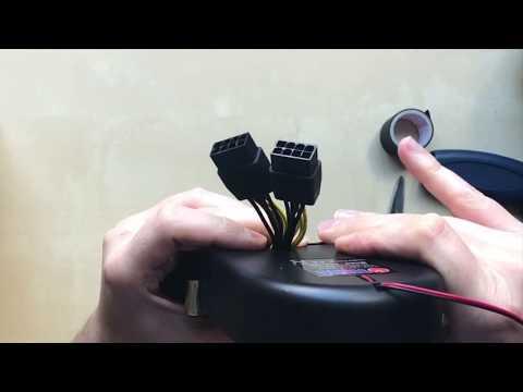 HOW TO: NVIDIA Tesla V100 - Active Cooling   Fan Retrofit (or P100, K80, etc.)